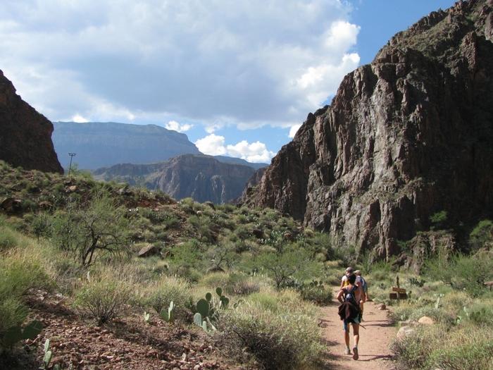 Rim to Rim Hike – Grand Canyon – Oct 16, 2010