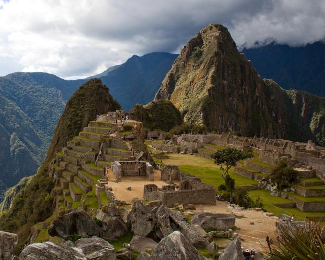 Machu Picchu – Sept, 2013