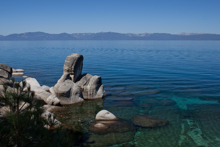Lake Tahoe – July, 2014