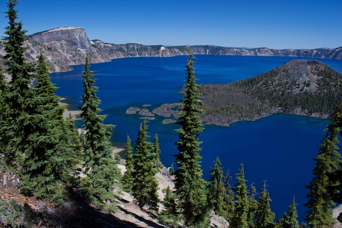 Crater Lake Nat Park and Oregon Coast – Sept, 2014