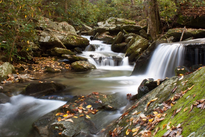 Asheville NC: Waterfalls and Fall Colors – Oct 2015