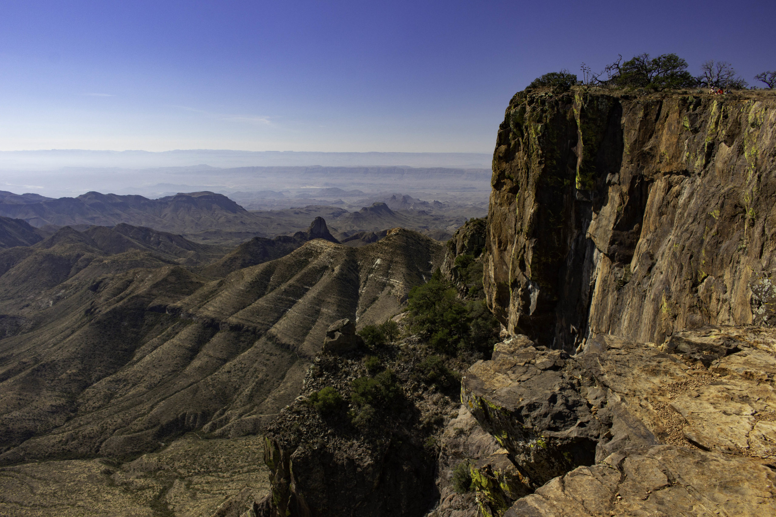Big Bend National and Ranch State Parks 2020