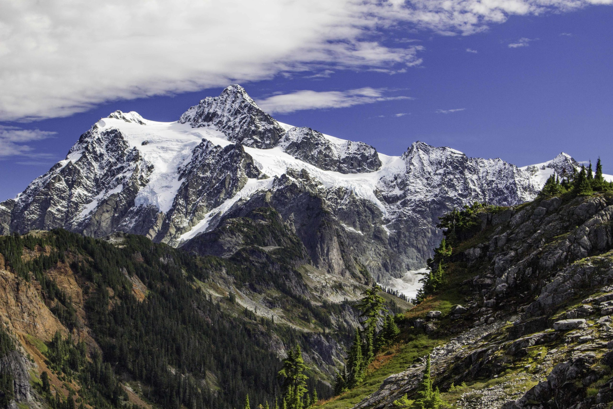 Washington Hiking Sept-Oct 2021 – N Cascades – Mt Baker – Rainier